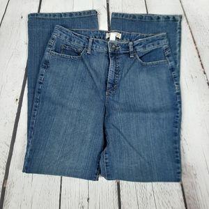 Jeanstar Straight Cut Blue Jeans size 12